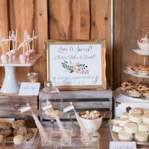 Hayloft in the Grove barn wedding reception - rustic, unique, with a relaxed atmosphere your guests will love - East Aurora, NY - Western New York Weddings - Buffalo Brides